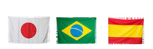 Alquiler : Banderas
