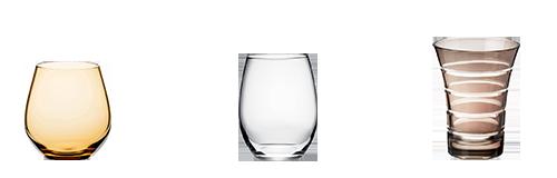 Alquiler : Vasos