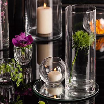 Alquiler de accesorios para mesas y buffets