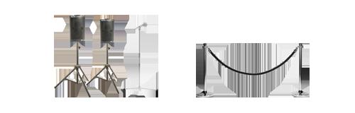 Alquiler : Muebles y accesorios conferencia
