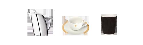 Alquiler : Té y café