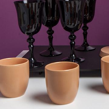 Copas, vasos y jarras Pop's