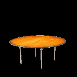 Mesa redonda Ø 150 cm.