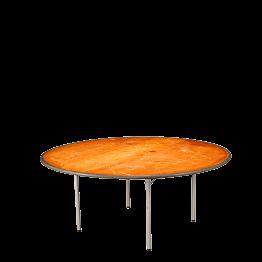 Mesa redonda Ø 150 cm ignifuga