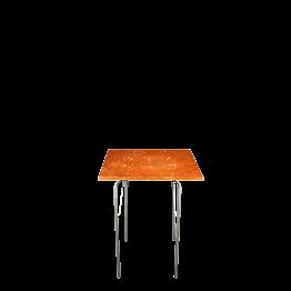Mesa de servicio 60 x 60 cm.
