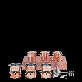 Puesto para pasta cobre eléctrico