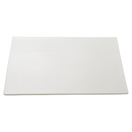 Plato extra plano 34 x 23 cm
