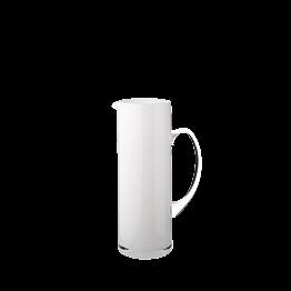 Jarra Cylindre blanca 150 cl.