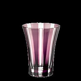 Vaso tulipa ciruela Ø 8,5 cm Alt. 11 cm 28 cl