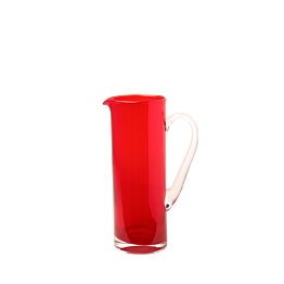 Jarra Cylindre roja 150 cl