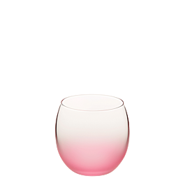 Burbuja escarchada rojo Ø 6.5 cm H 6.5 cm 15 cl