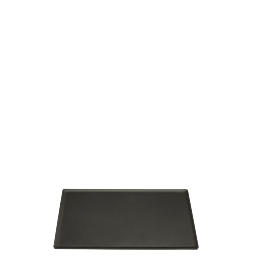 Banceja Soft negra 30 x 40 cm