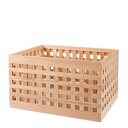 Cesta de pan Polo 34 x 26 cm – Alt. 20 cm