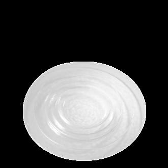 Plato llano Ola Ø 28 cm.