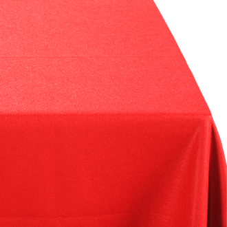 Fieltro rojo 180 x 180 cm.