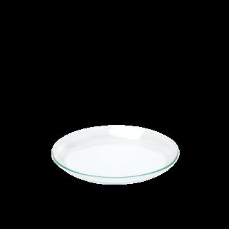 Plato de pan de cristal Ø 12 cm.