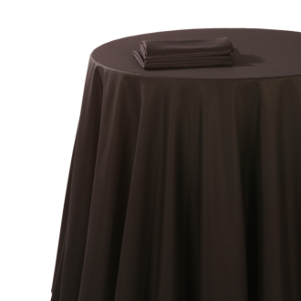 Pasillo de mesa chintz negro 50 x 270 cm.