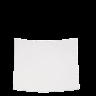 Plato de postre Karo 21 x 21 cm.