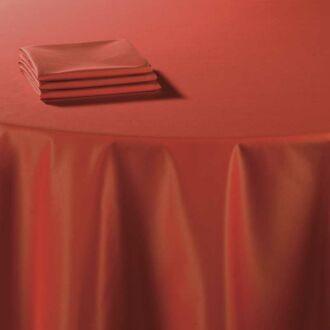 Pasillo de mesa Toscana Mandarina 50 x 270 cm