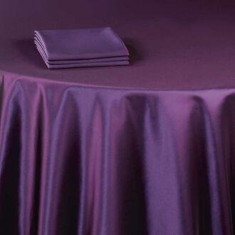 Servilleta de mesa toscana cassis 60 x 60 cm.