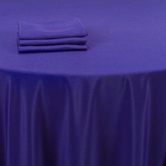 Mantel azul intenso 290 x 500 cm