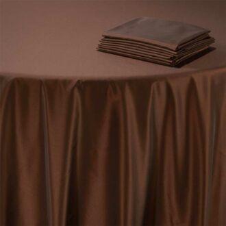 Mantel Toscana cobre 280 x 280 cm