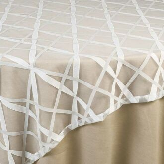 Cubre-mantel cintas 290 x 600 cm