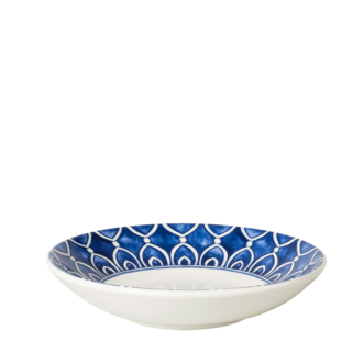 Plato hondo Azul Ø 22 cm