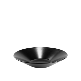 Plato hondo Onyx Ø 23 cm cavidad Ø 10 cm