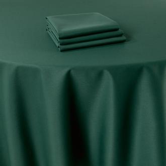 Pasillo de mesa Marjorie verde 50 x 270 cm ignífugo M1