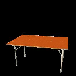 Mesa rectangular 100 x 200 cm.