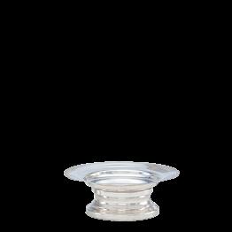 Copa baja plata Ø 26 cm. Alt. 8 cm.