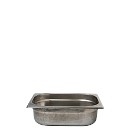 Compartimento pequeño modelo(GN 1/2) profundidad 10 cm