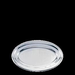 Fuente oval plata 40 x 60 cm.