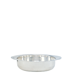 Legumbrera plata Ø 22 cm. Alt. 8 cm. 200 cl.