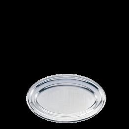 Fuente oval inox 40 x 60 cm.
