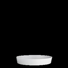 Fuente honda porcelana 26 x 36 cm. 300 cl. Alt. 6 cm.