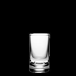 Vaso de vodka modelo pequeño Ø 3.5 H 7 cm 4 cl