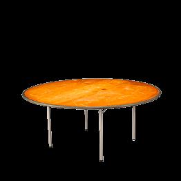 Mesa redonda Ø 170 cm.