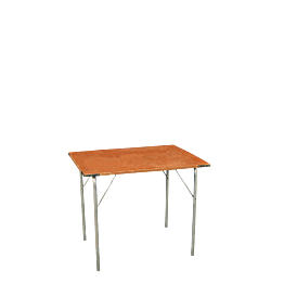 Mesa de servicio 70 x 90 cm. ignífuga