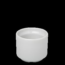 Huevero porcelana Ø 4,5 cm. Alt. 4 cm. 4 cl