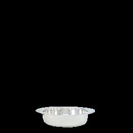 Legumbrera plata Ø 18 cm. Alt. 7 cm. 100 cl.