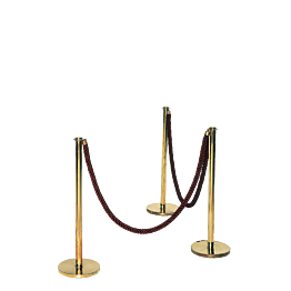 Cuerda Burdeos 2 m.
