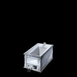 Freidora simple 220 v.