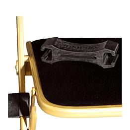 Unión de silla acolchada en plástico 8 cm
