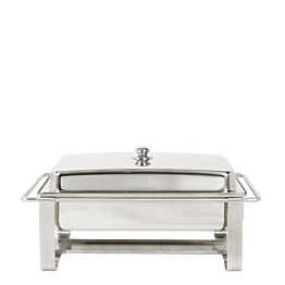 Recipiente para buffet caliente eléctrico L. 62, A.38, Alt.36 cm