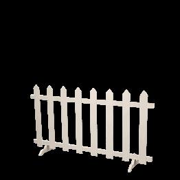 Barrera blanca Vincennes 200 cm Alt. 110 cm sin montaje