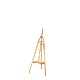 Caballete Madera Alt. 150 cm. A. 58 cm.