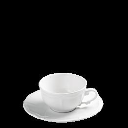 Taza y plato de té Rohan 23 cl.