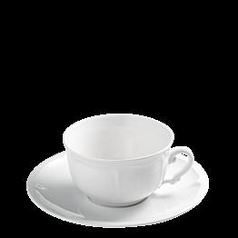 Taza y plato de desayuno Rohan 44 cl.